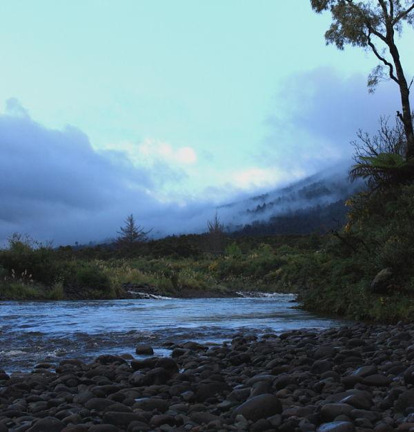 tongariro dawn