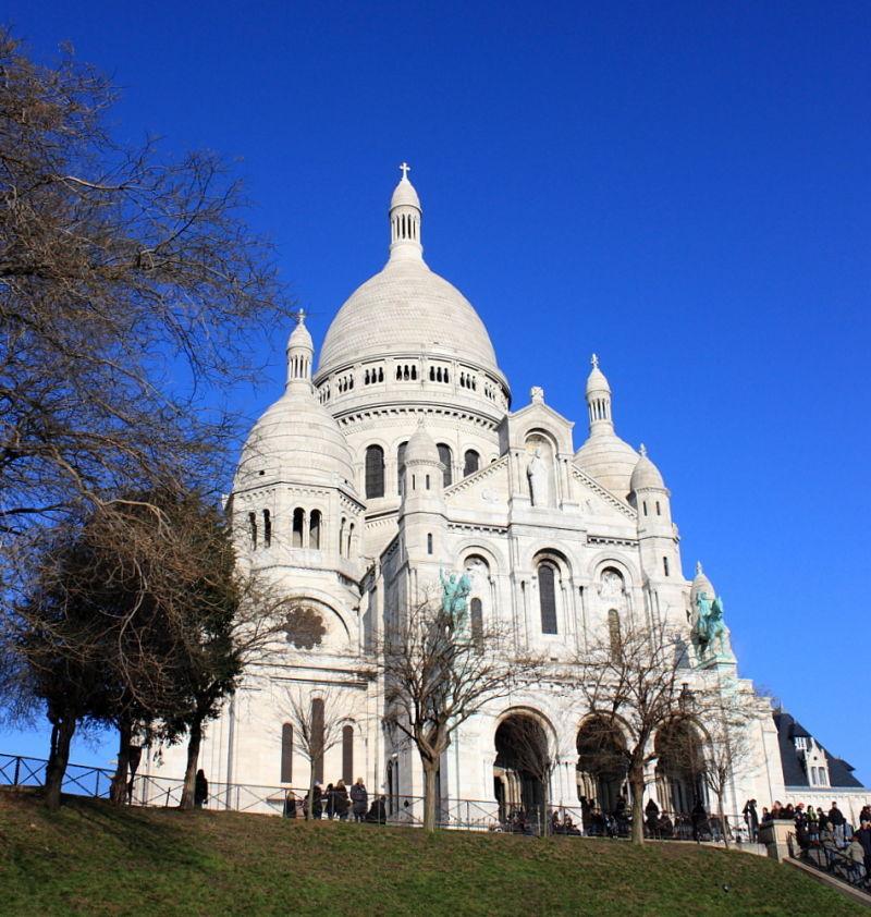 Sacre Couer Paris