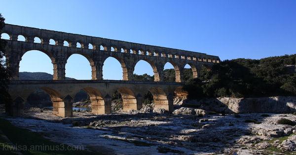 #3 Pont du Gard