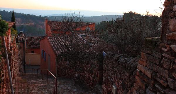 Roussillon houses