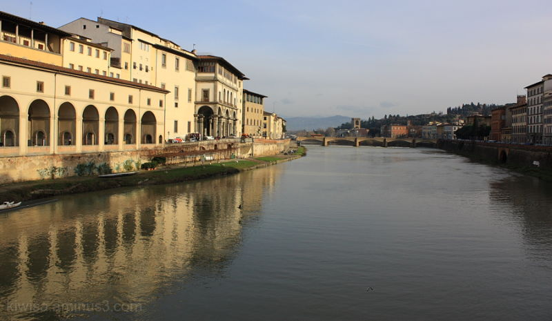 Firenze Arno River