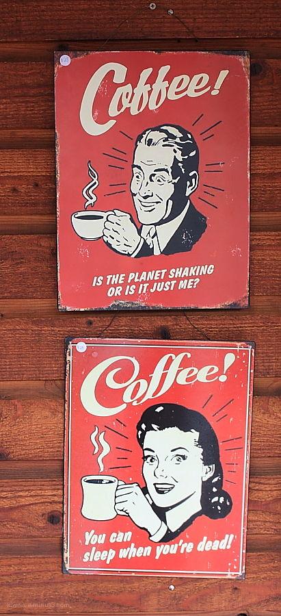Coffee helps