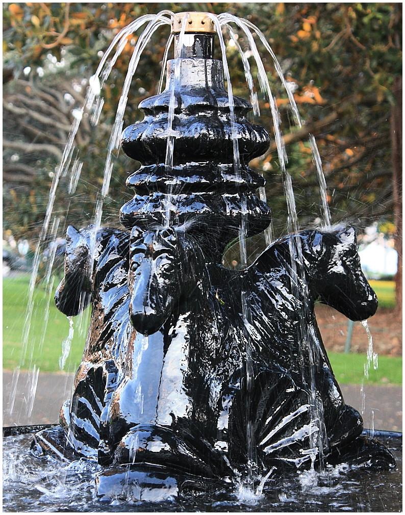 Memorial Fountain Devonport