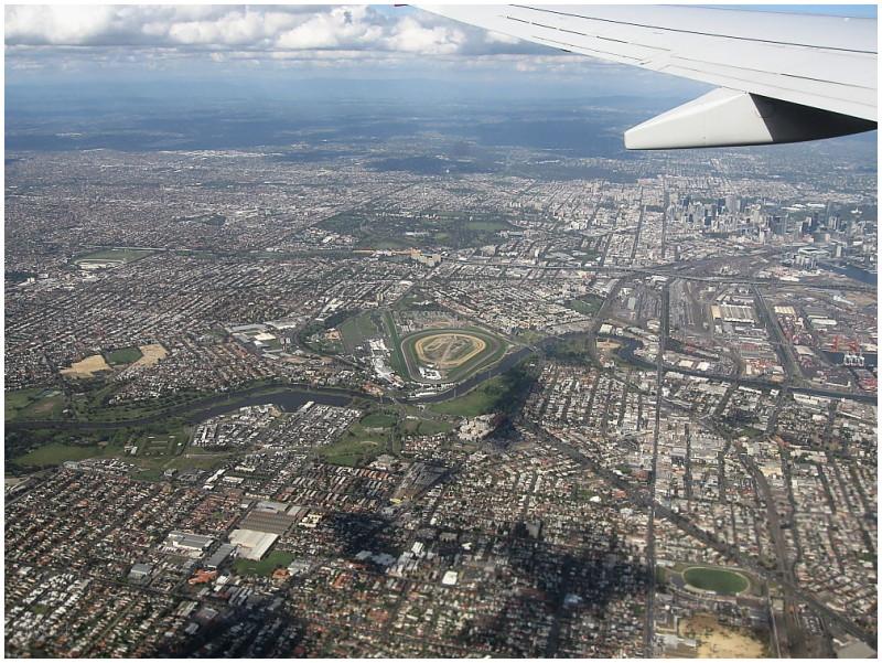 Bye bye Melbourne