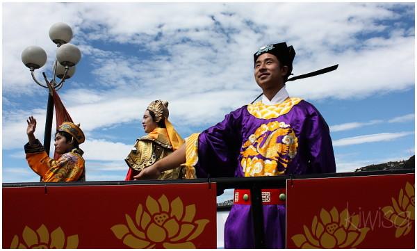 Chinese New Year Parade Wellington