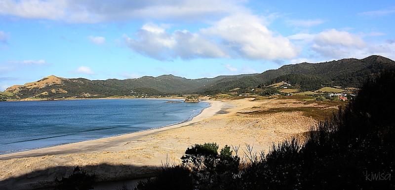 View over Medlands Beach