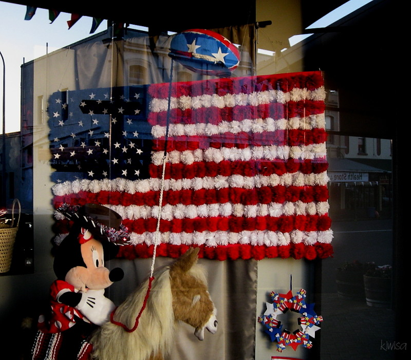 Support for USA
