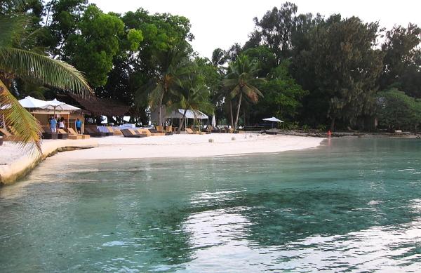 Vanuatu  Erakor Island