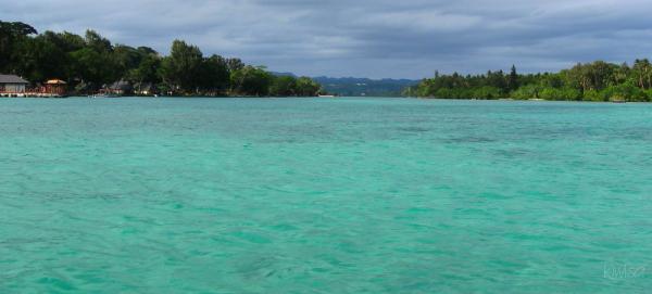 Vanuatu - blue lagoon