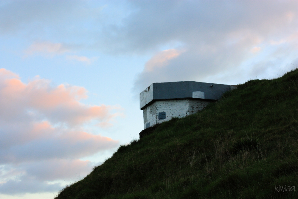 Bunker on Mt Victoria
