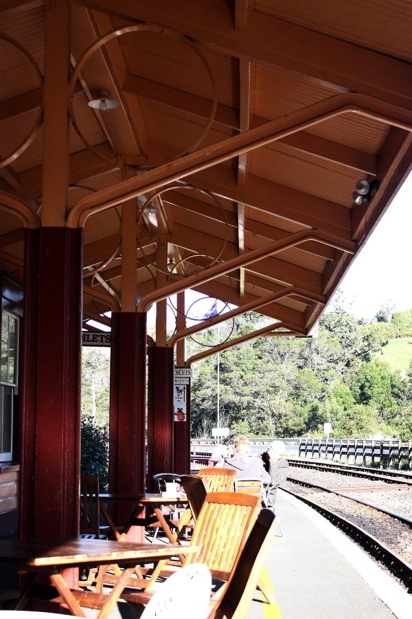 Waikino station