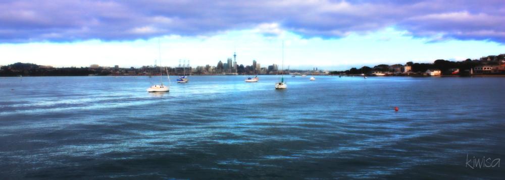Orton effect Auckland city