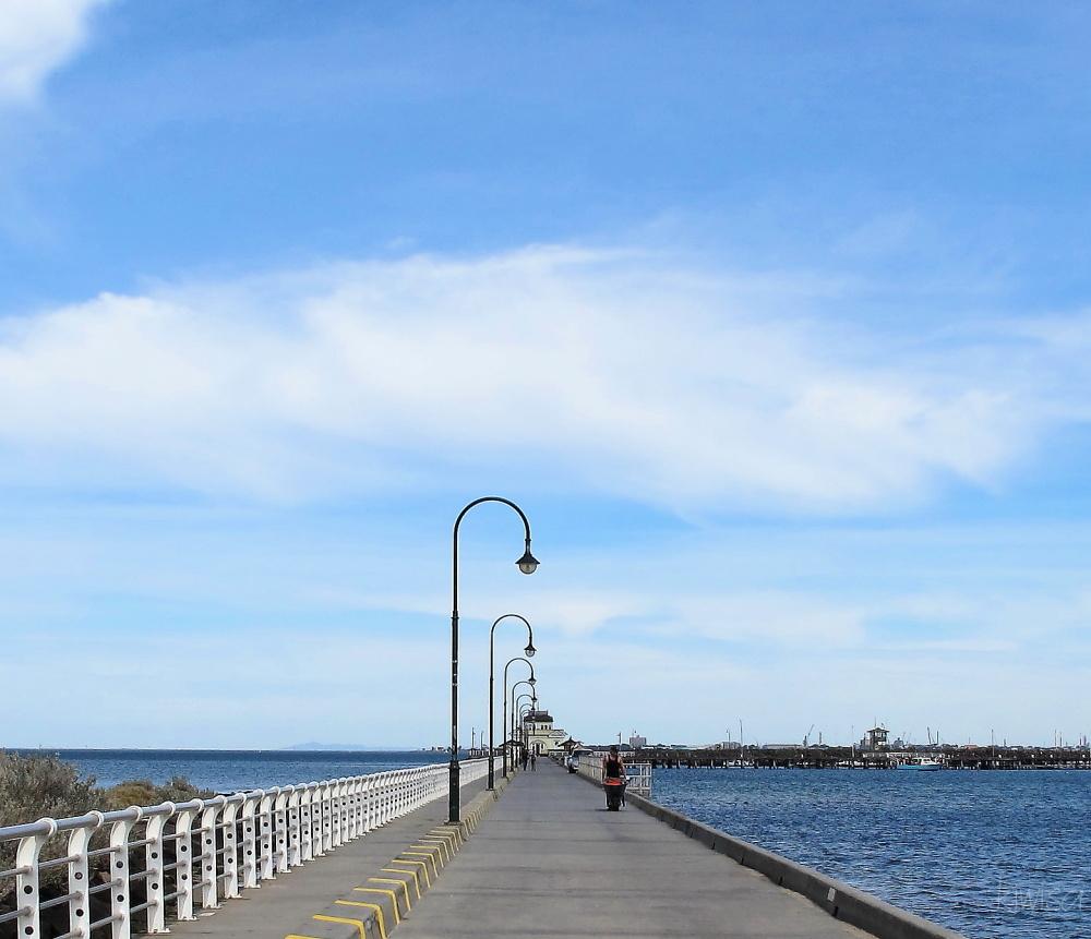 St Kilda's  Pier, Melbourne