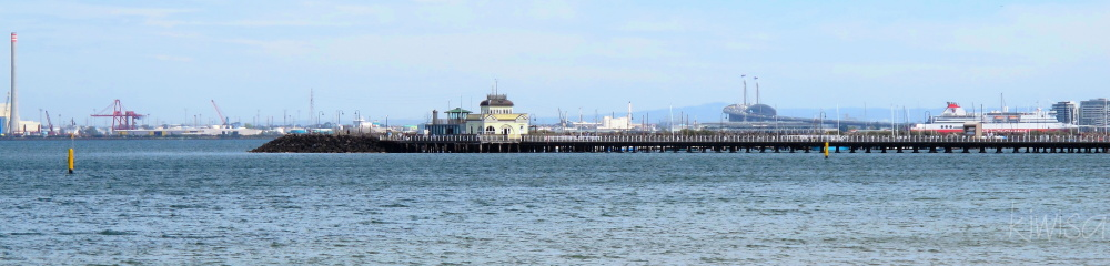 St Kilda's pier