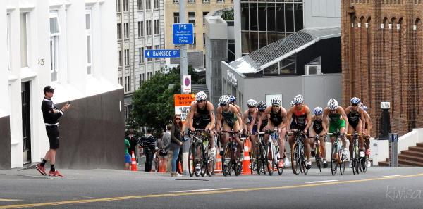 ITU Triathlon Auckland