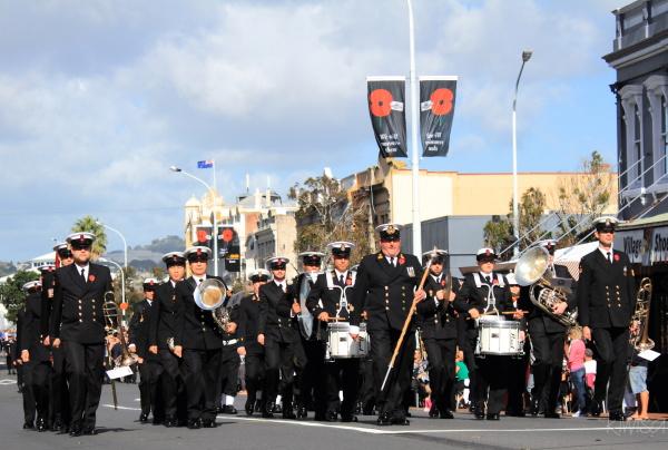 Anzac Parade Devonport