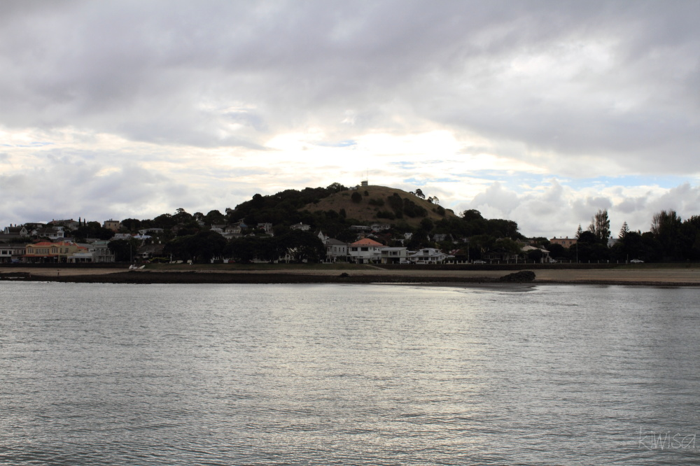 Mt Victoria and Torpedo Bay