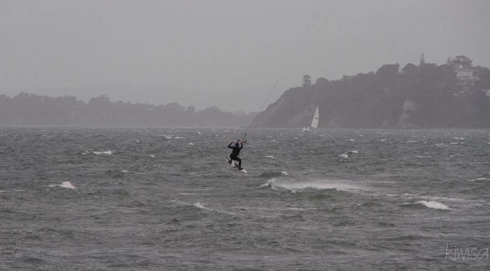 #2 Paraboarding fun