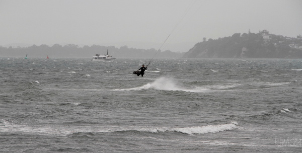 #3 Paraboarding fun