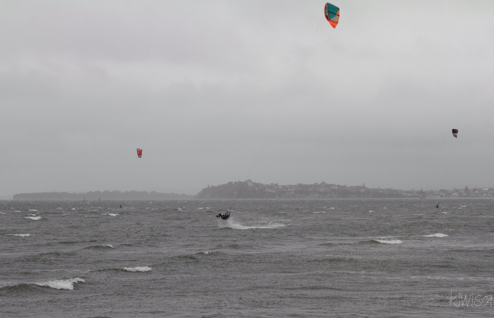 #4 Paraboarding fun