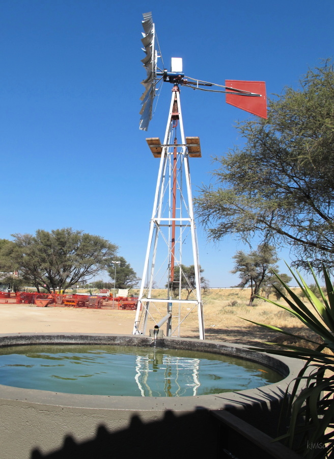 Windmill at Okahandja
