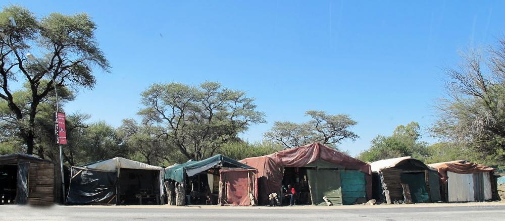 Okahandja market