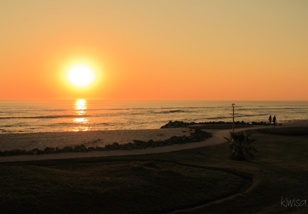Another amazing Swakopmund sunset