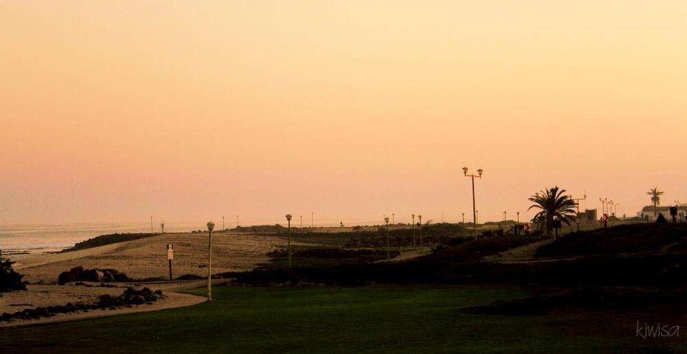 Swakopmund sundown