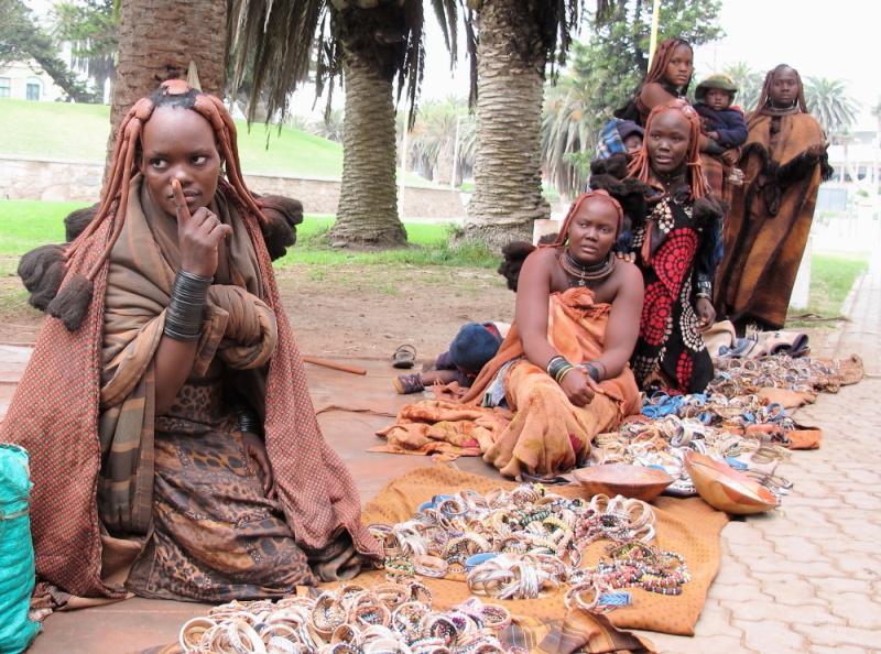 #2 Himba women