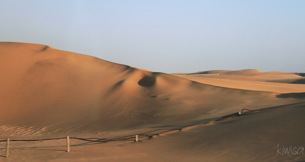 #3 Namib desert