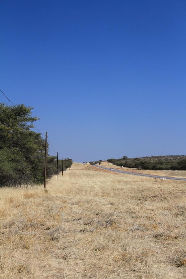 # 5 On route to Etosha Pan