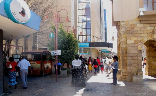 Windhoek town