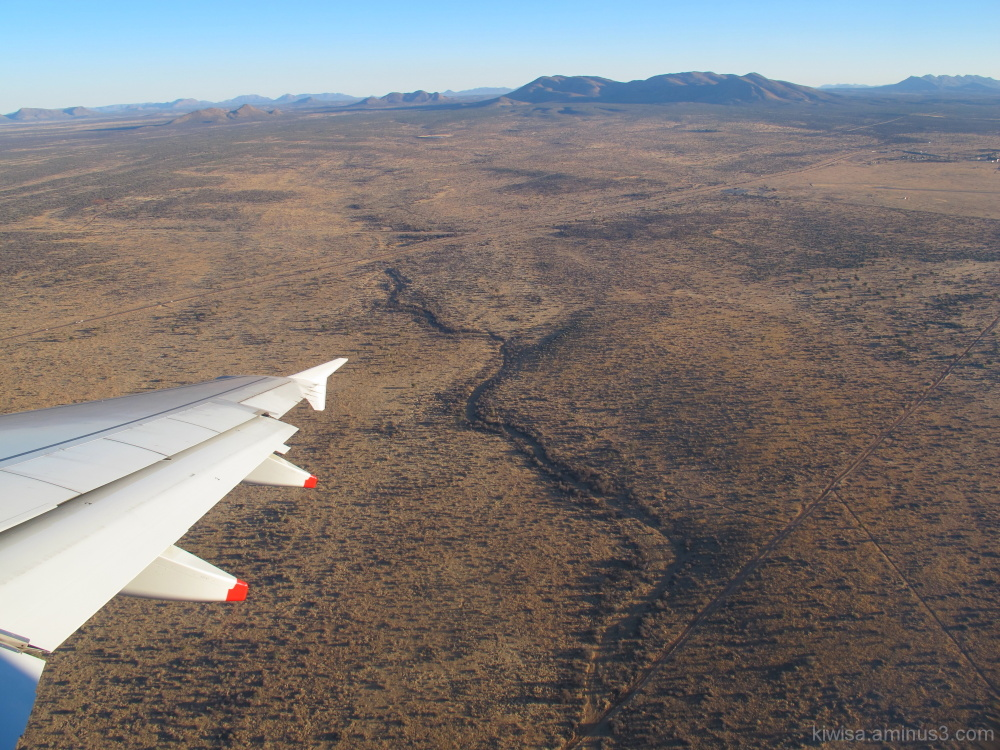 Goodbye Namibia