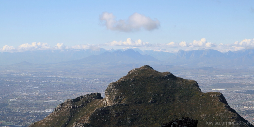 #7 Views from the top of Table Mountain