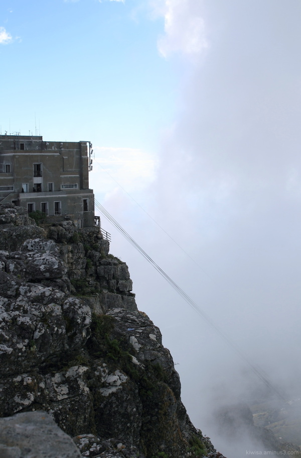 Table Mountain cable house