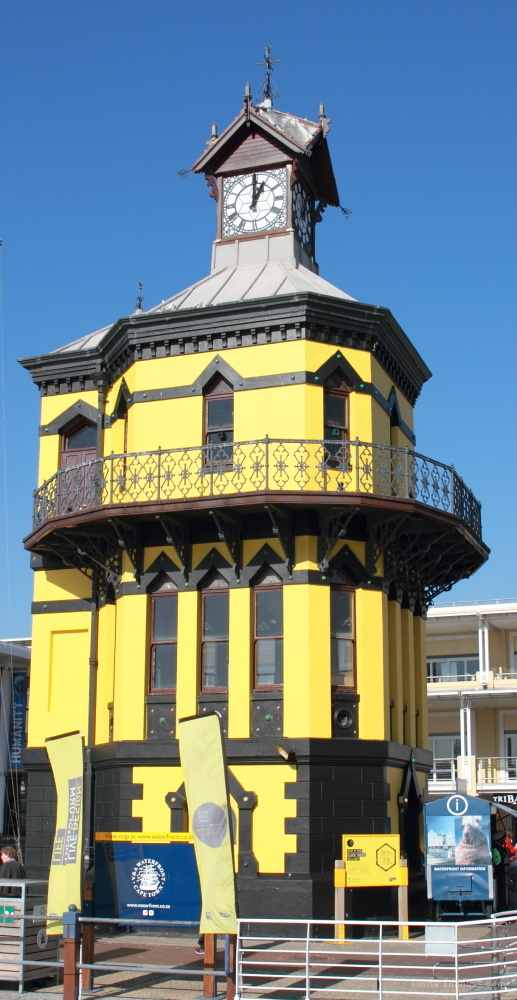 V&A Waterfront Clocktower