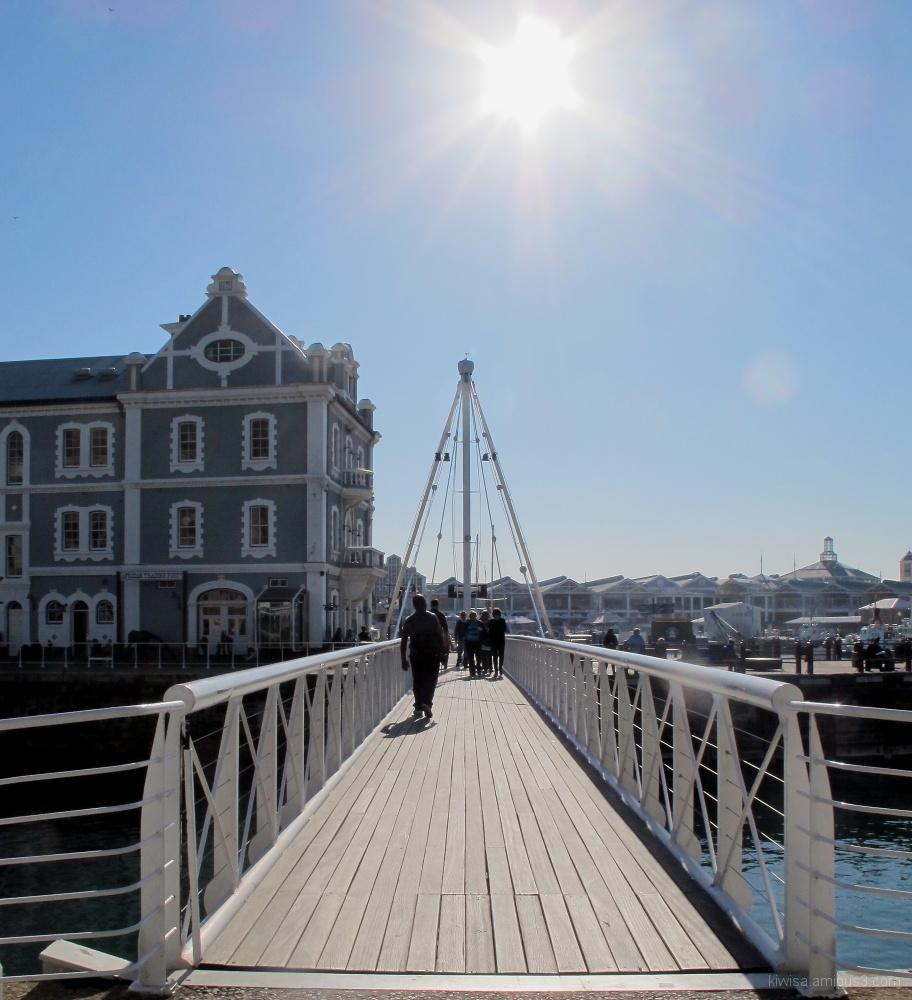 Walking the plank or crossing the bridge