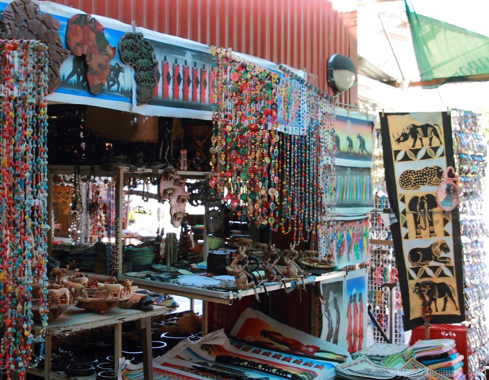 Hermanus market