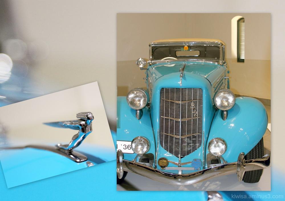 #3  Franschhoek Car Museum
