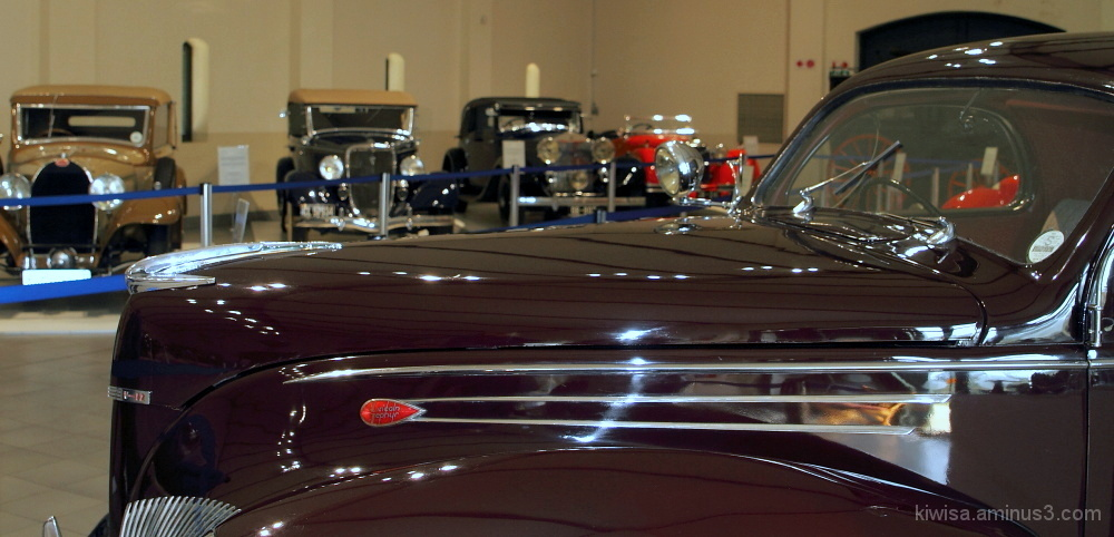 #5 Franschhoek Car Museum