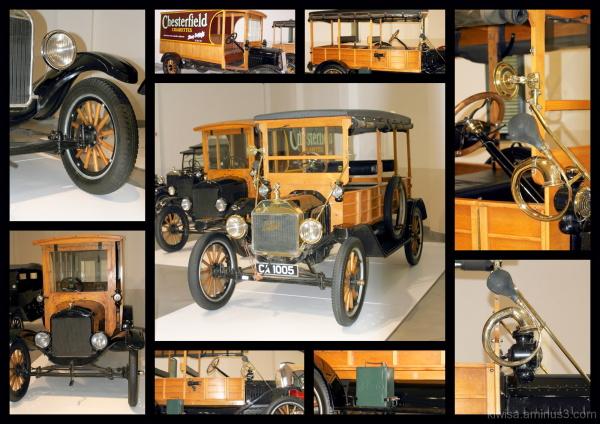 #8  Franschhoek Car Museum