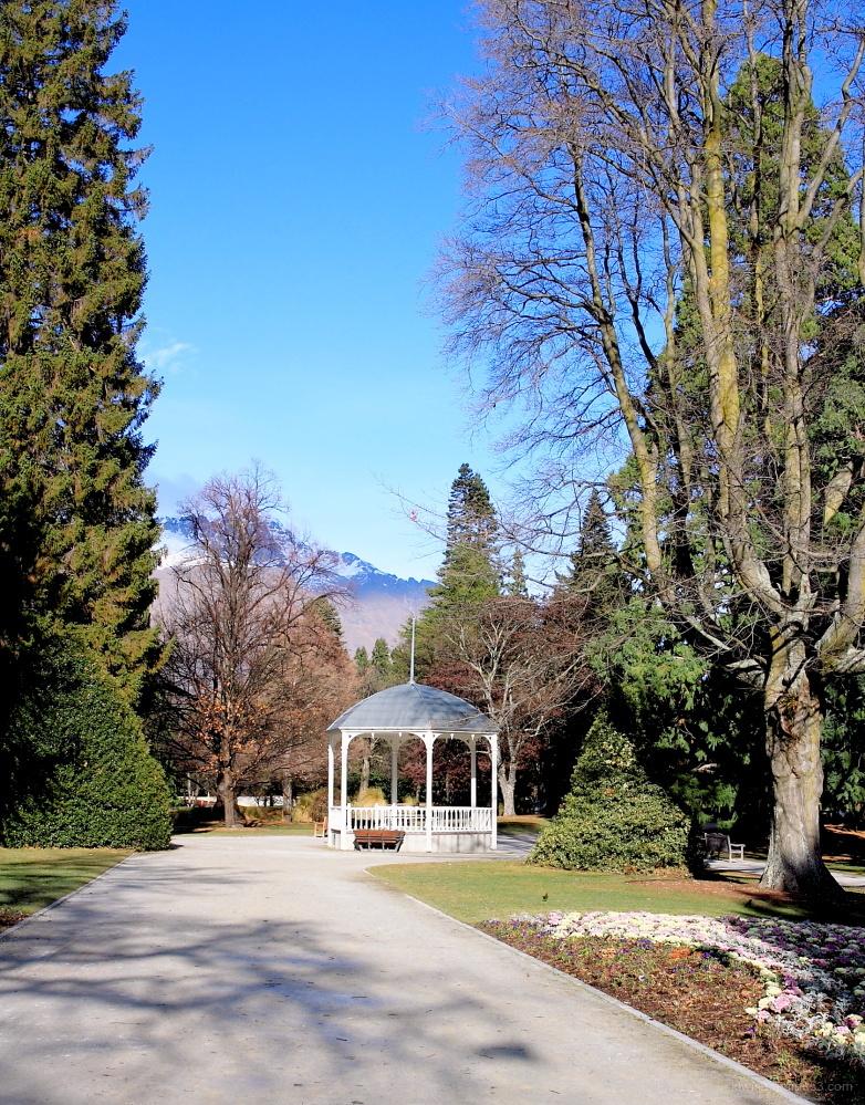 Queenstown NZ gardens