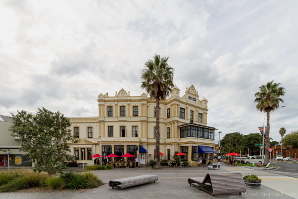 Esplanade Hotel, Devonport