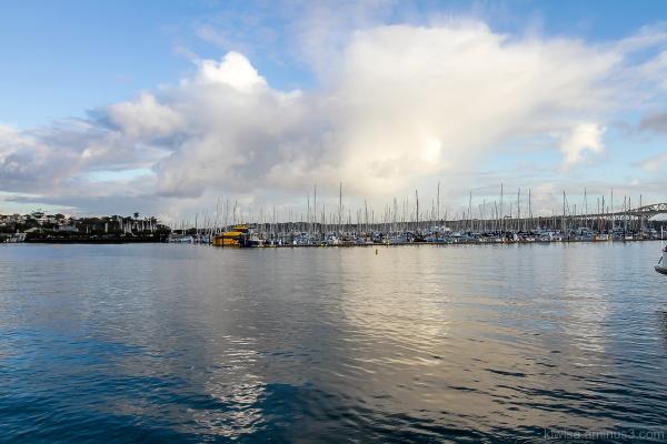 #7 Catamaran photo essay