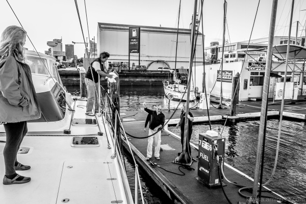 #8 Catamaran photo essay