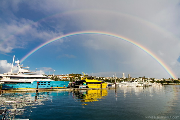 #9 Catamaran photo essay