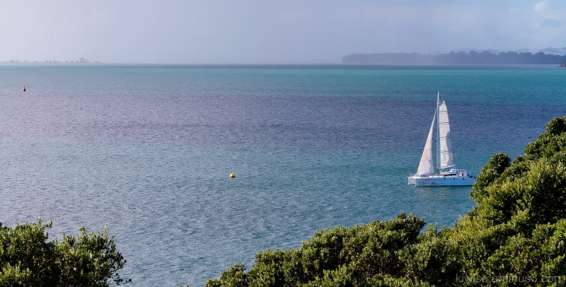 #14 Catamaran photo essay