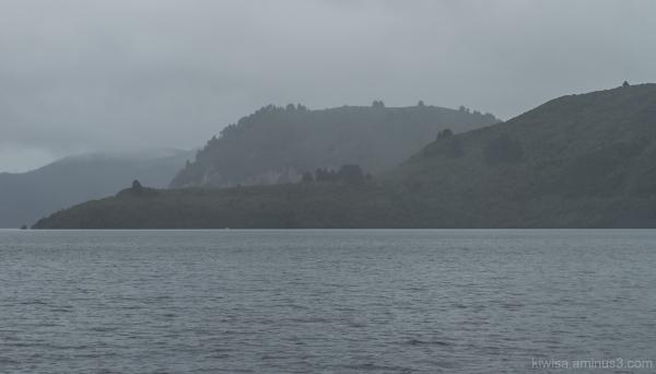 Lake Taupo views