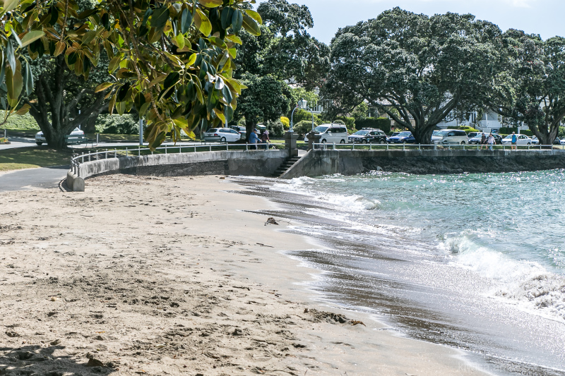 Devonport beach