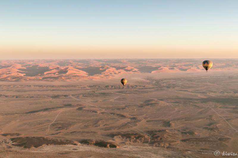 #6 Hot air balloon ride